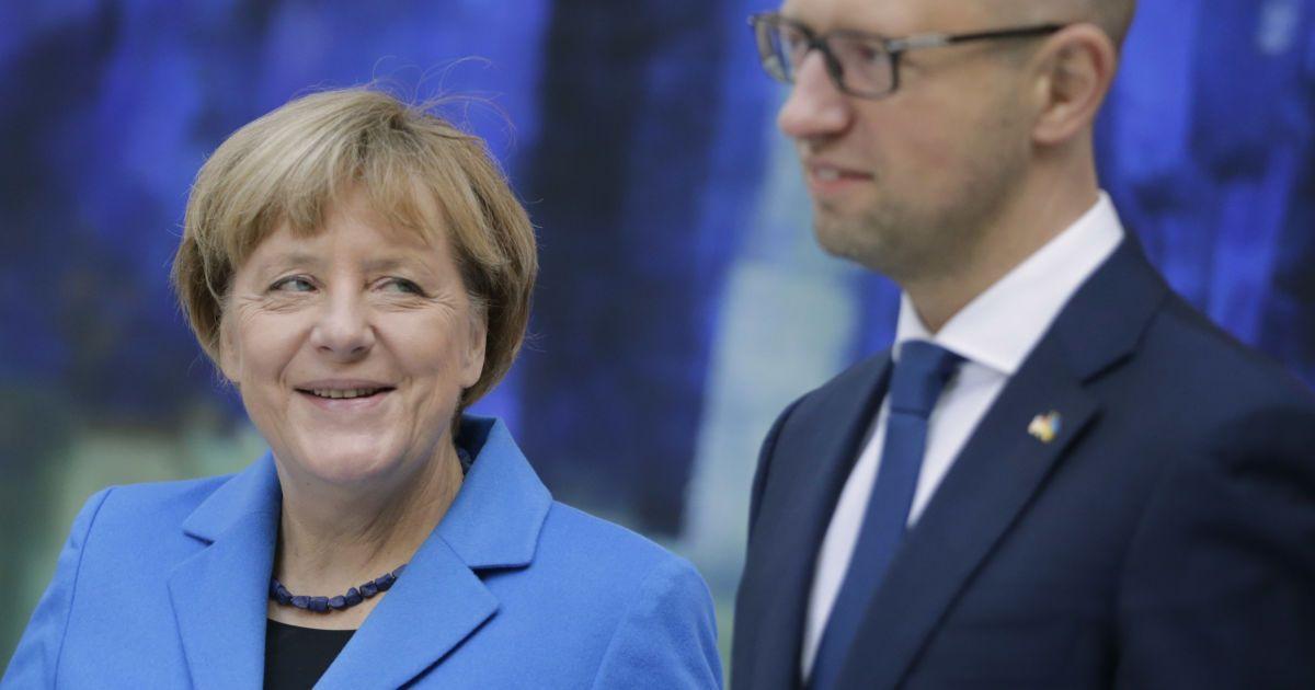 Украина и Германия договорились о совместной торгово-промышленной палате