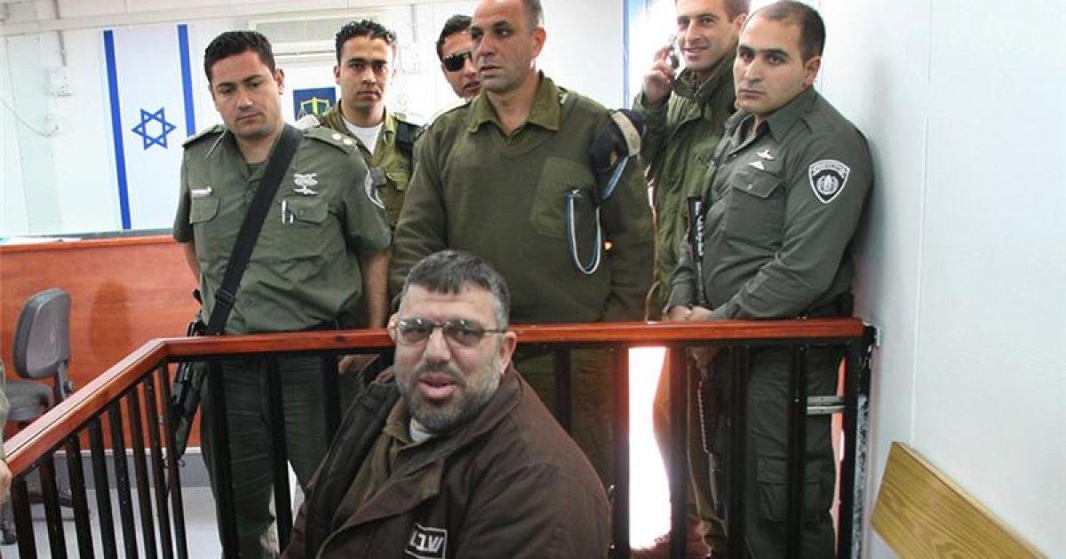 Израильские силовики арестовали одного из лидеров ХАМАС