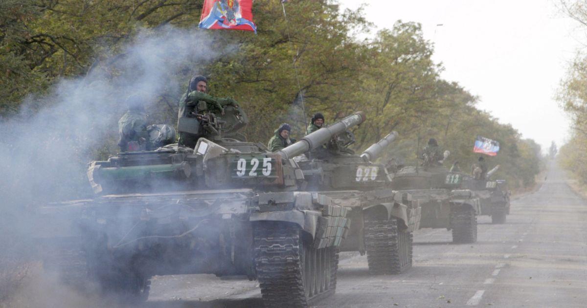 Провокация возле Авдеевки и вербовка боевиков в Сирию. Карта АТО