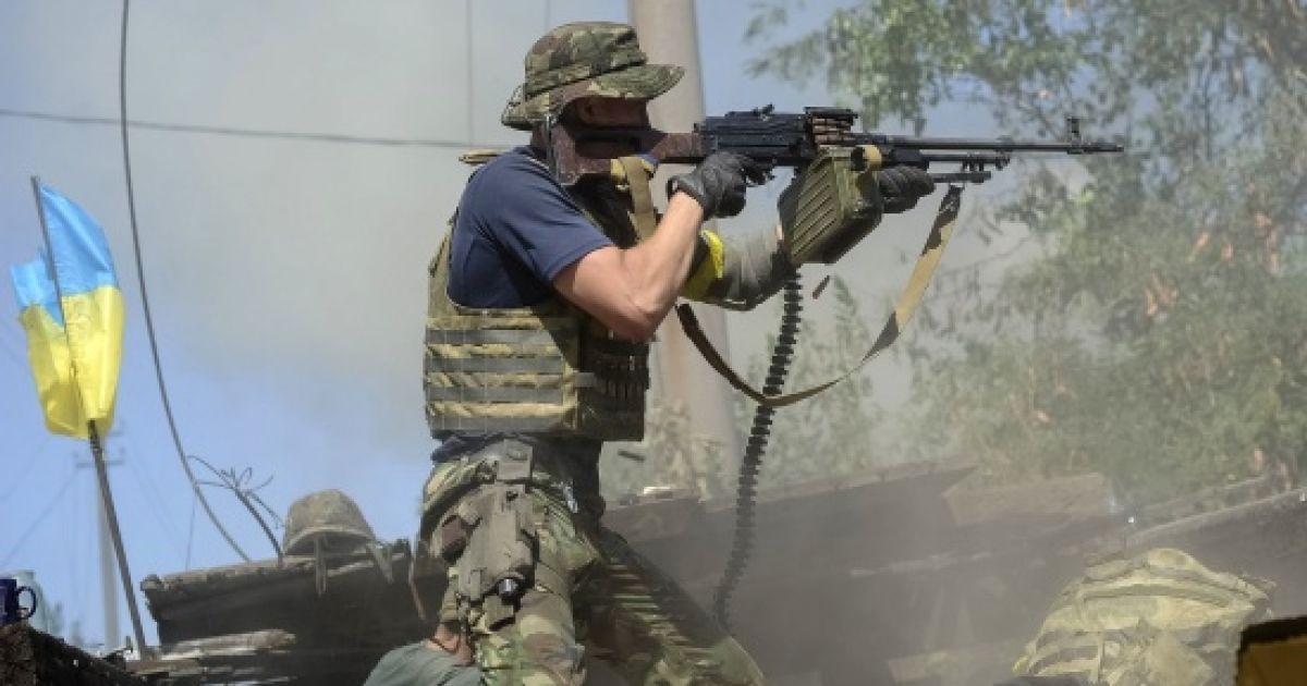 Українці готуються другого етапу відведення озброєнь. Дайджест АТО