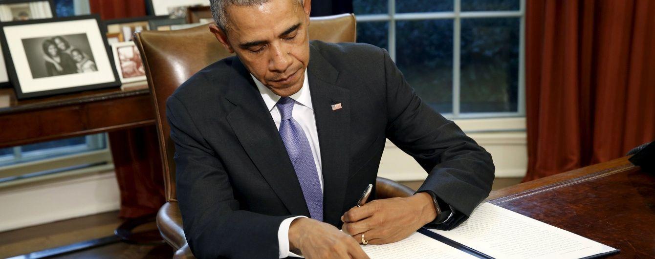 Обама ввів нові санкції проти Північної Кореї