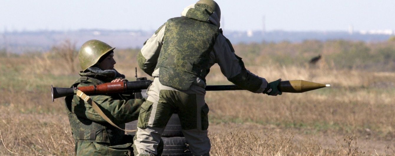 Бойовики пішли на штурм українських позицій поблизу Майорська — штаб АТО