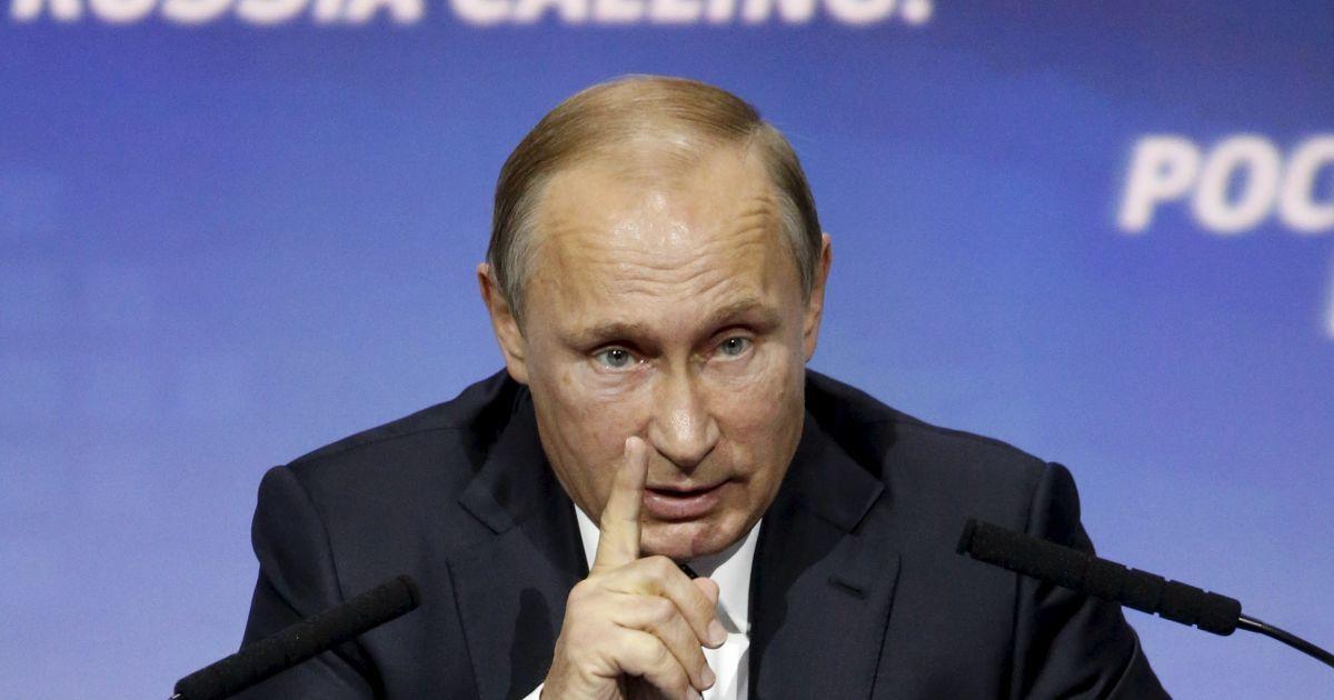 Путин решил резко увеличить военный бюджет на 2016 год