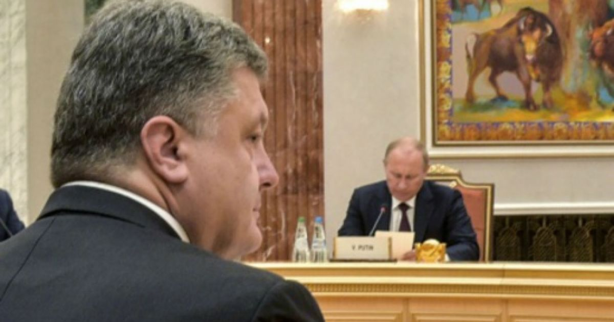 Если бы Путин читал Яворницкого, то ни за что бы сюда не сунулся - Порошенко