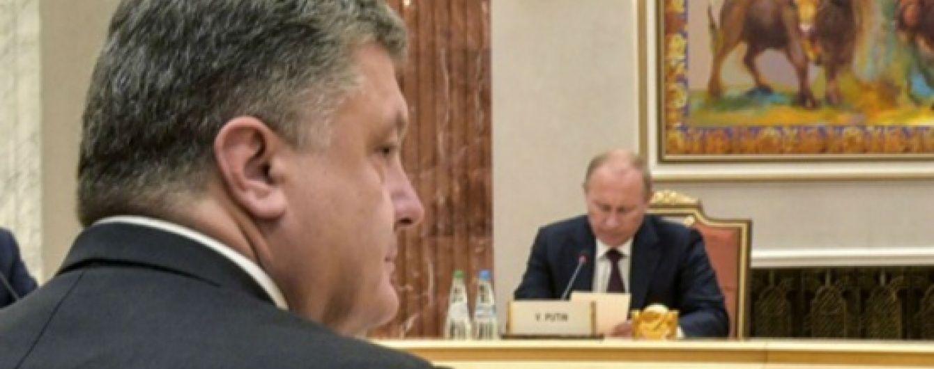 """""""Жартували, щоб не посваритися"""": російські ЗМІ розповіли про таємну розмову Порошенка і Путіна"""