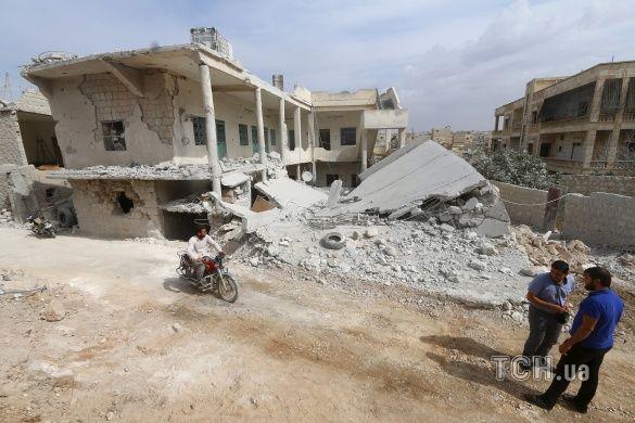 Краєвиди Алеппо Сирія_12