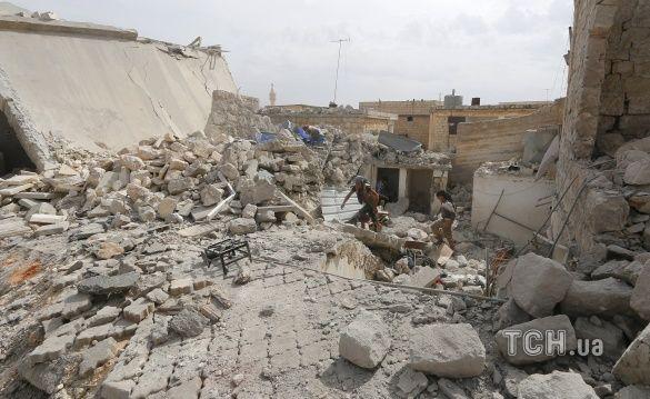 Краєвиди Алеппо Сирія_11