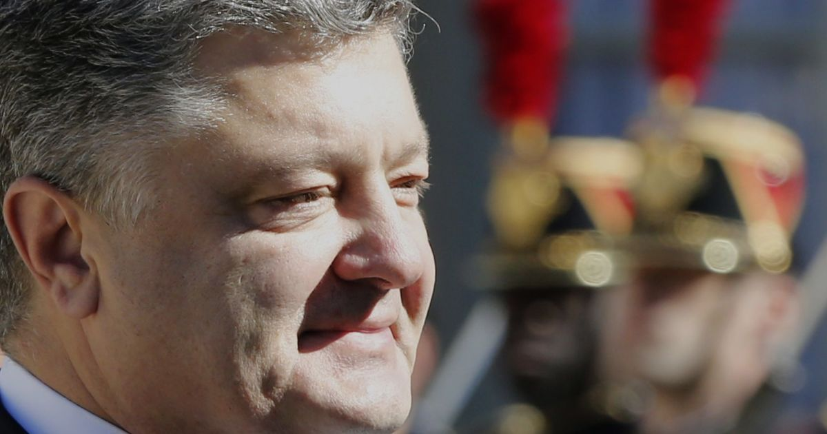 Режим тишины дает надежду о возвращении Украины на Донбасс - Порошенко