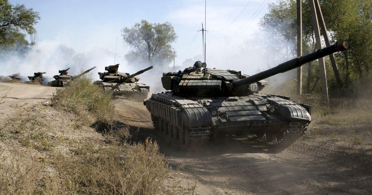 Боевики продолжают обстреливать украинские позиции