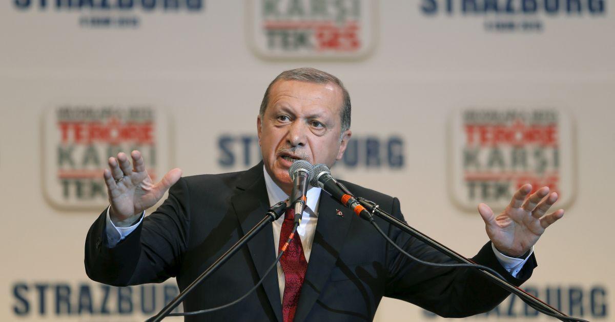 """Эрдоган пригрозил России """"потерей дружбы"""" с Турцией"""