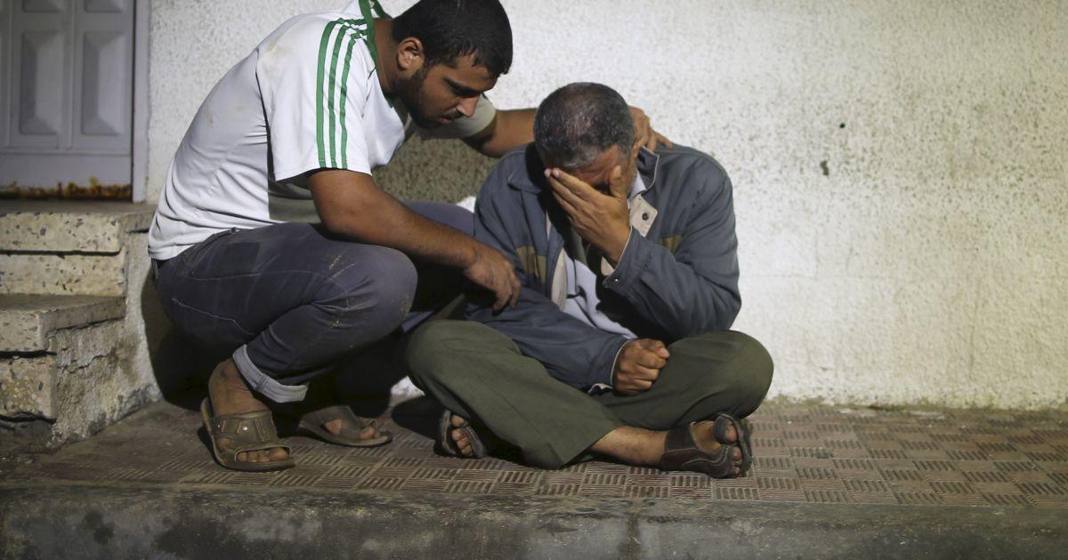 Израиль обстрелял Сектор Газа @ Reuters