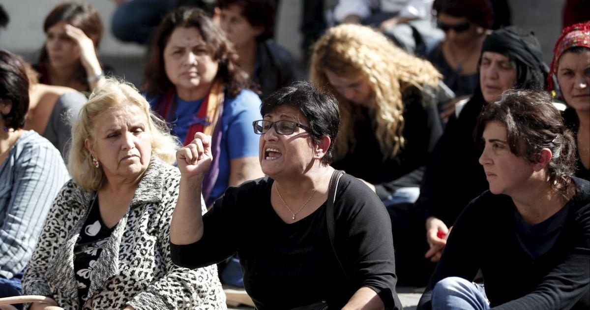 В Анкарі стався кривавий теракт, загинули щонайменше 86 людей @ Reuters