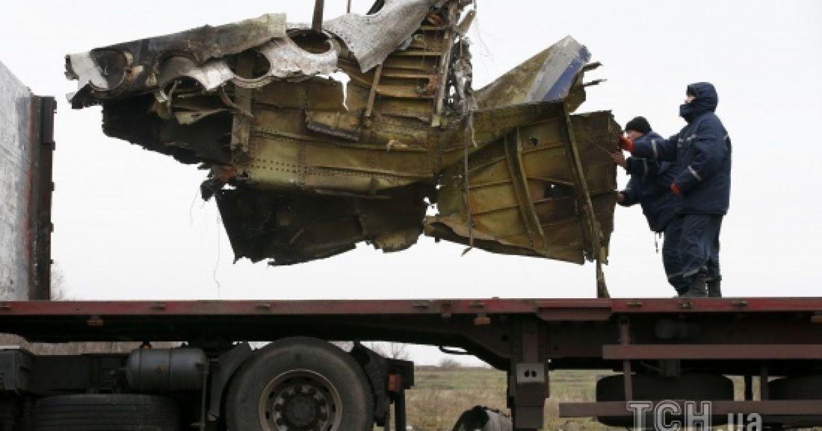 Родственникам жертв крушения Boeing 777 уже рассказали о причине катастрофы