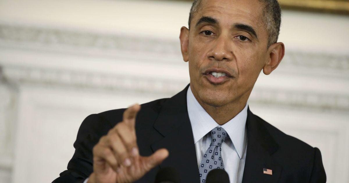 """Обама обвинил Россию в помощи """"Исламскому государству"""""""
