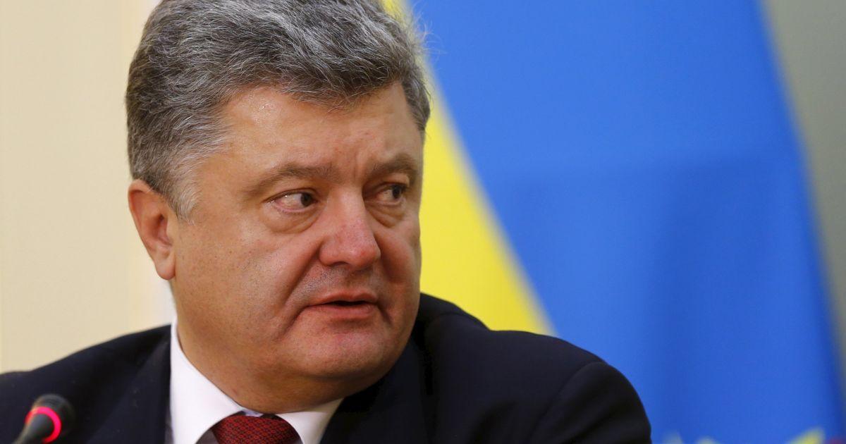 Порошенко назвал количество украинцев, которые пришли на военную службу за шесть волн мобилизации