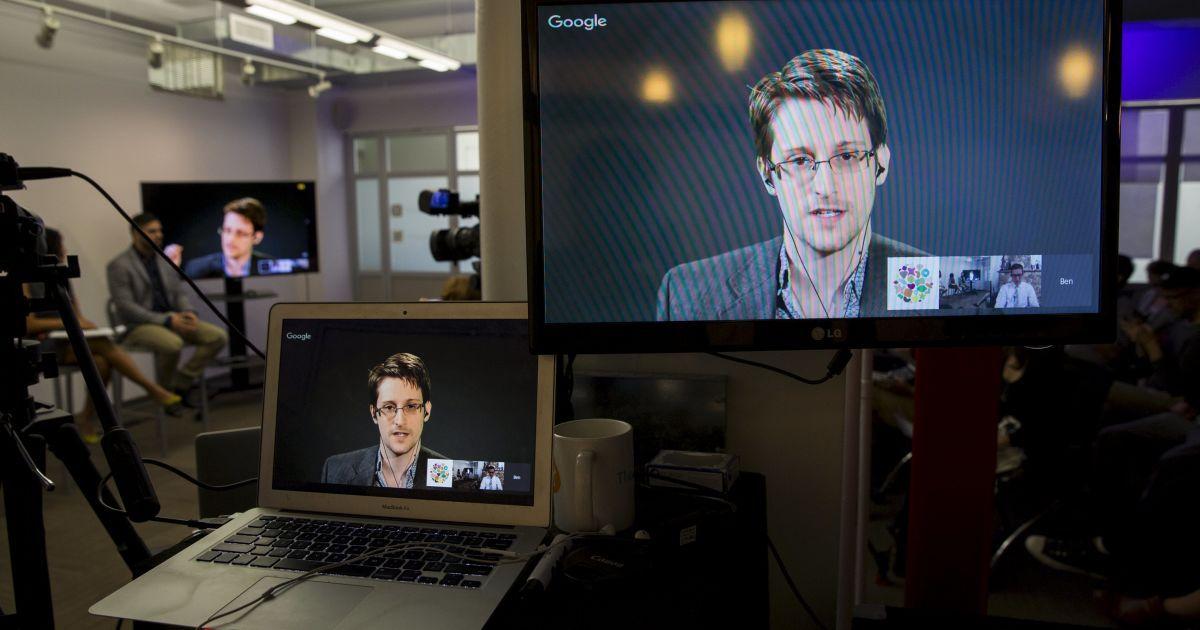 Сноуден подробно объяснил, как спецслужбы управляют смартфонами