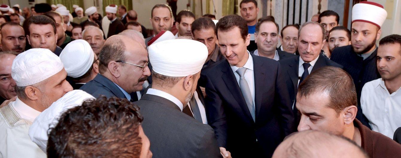 Франция открыла уголовное дело против Башара Асада — AFP