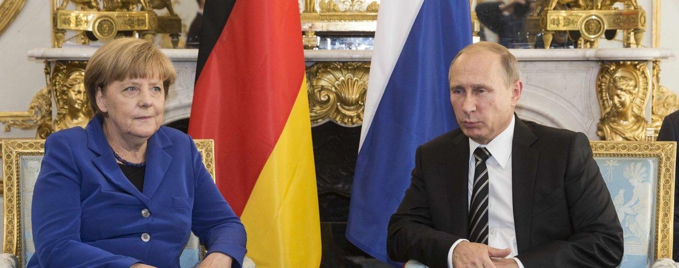 Путін розбрату: в Німеччині партії не можуть домовитися щодо відносин з Росією