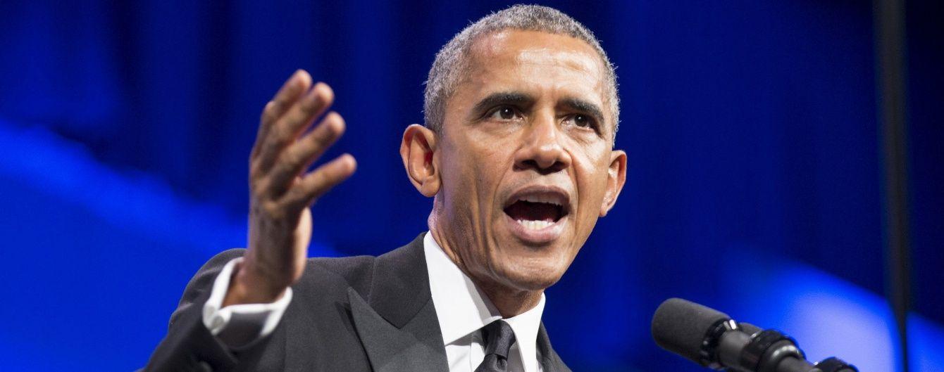Обама высказал все, что думает о военных действиях России в Сирии