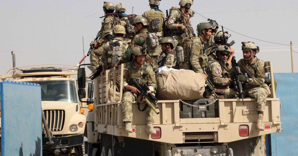 Талибан отвоевал свой анклав, который уничтожили в 2001 союзные войска @ Reuters