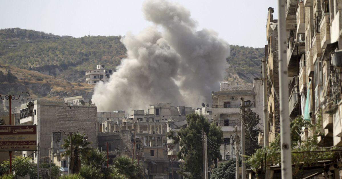 Кремль раскрыл источники финансирования российской операции в Сирии