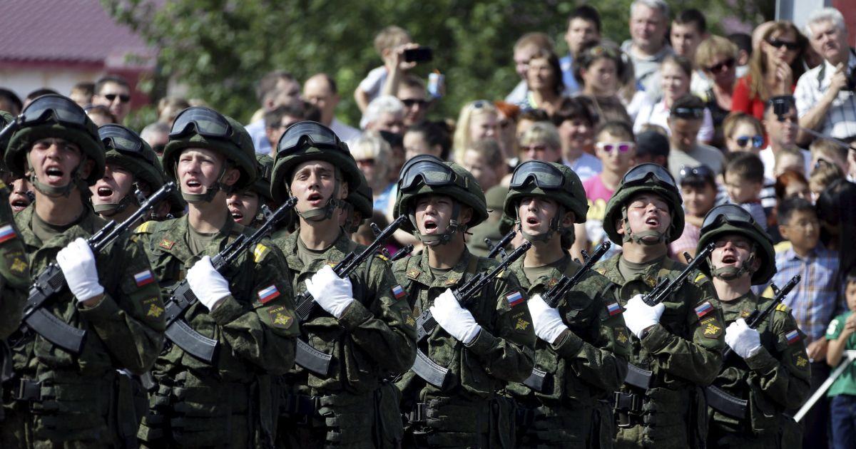 В России начинается итоговая масштабная проверка армии