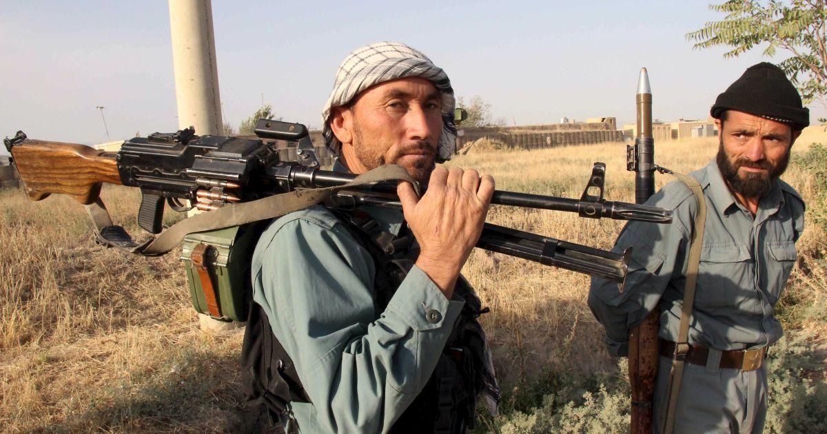 Талибы захватили ключевой город кундуз в Северном Афганистане @ Reuters