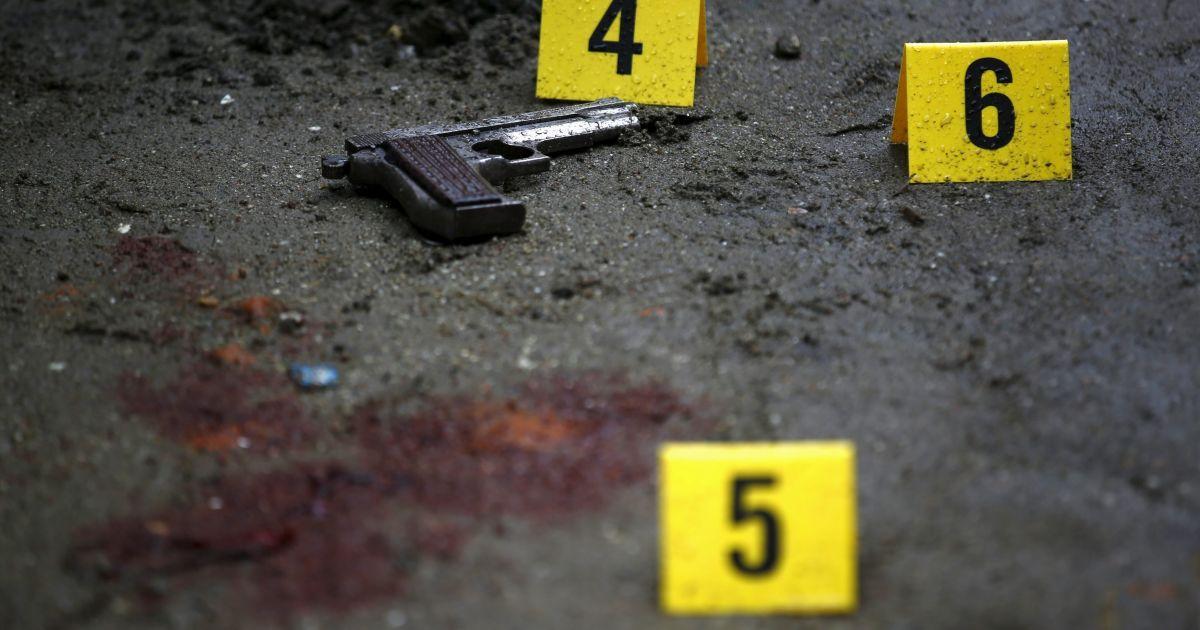 Появилось полное оперативное видео с места убийства мужчины во Львове