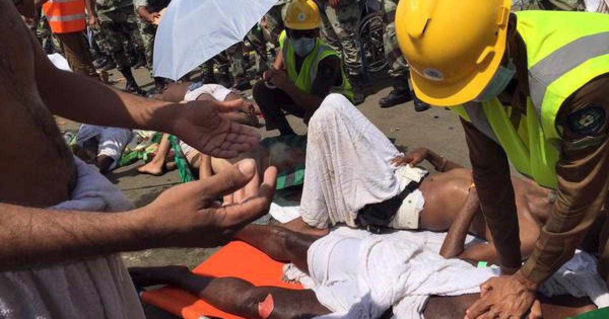 Более 300 человек погибли в давке в Мекке @ Reuters