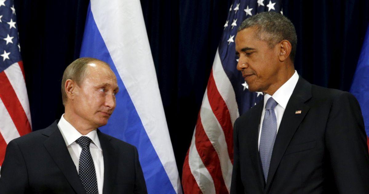 Отношения Путина и Обамы остаются странными. Реакция российских СМИ на встречу двух президентов