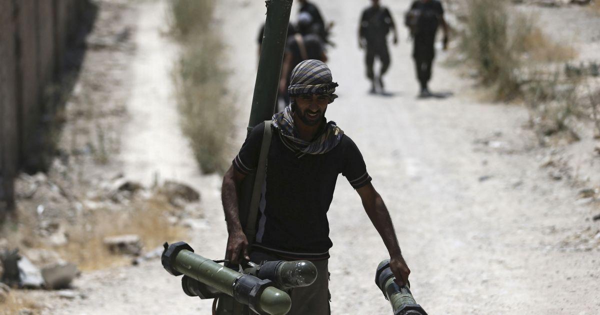 Российские военные отказываются ехать в Сирию - СМИ