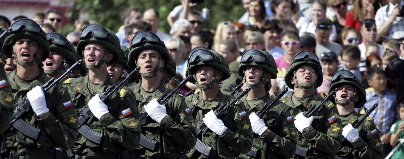 У Петербурзі у військовій частині знайшли тіло російського строковика