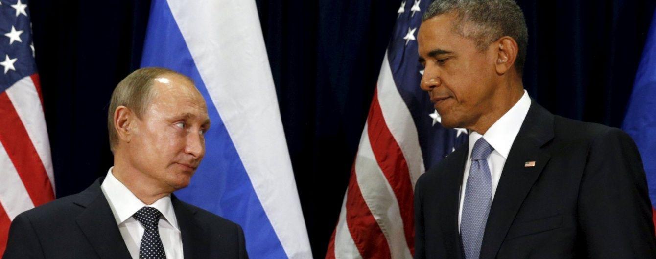 """Путін в розмові з Обамою нагадав про надання """"ДНР"""" і """"ЛНР"""" особливого статусу"""