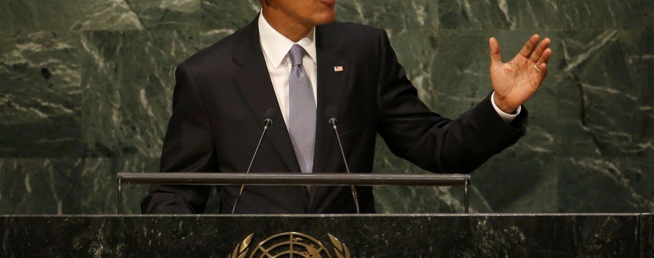 Украина, сотрудничество с РФ и диктатура. Пять ключевых тезисов выступления Обамы в ООН