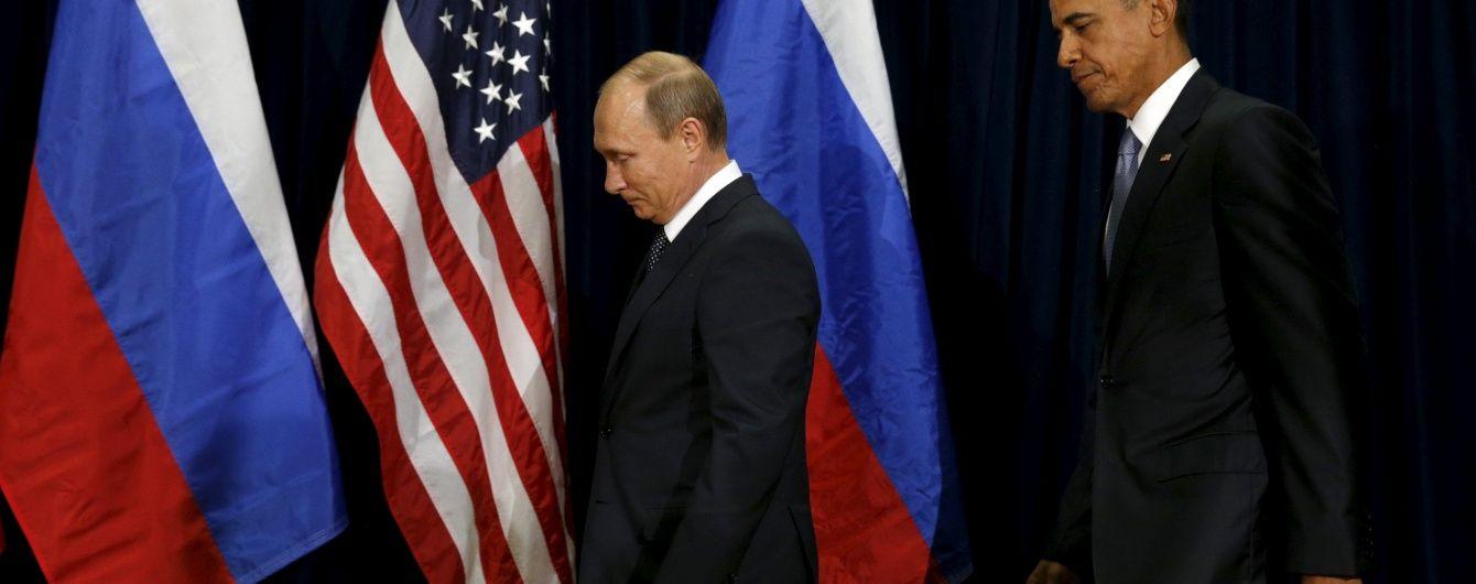 Обама і Путін зідзвонилися, щоб поговорити про Україну та Сирію