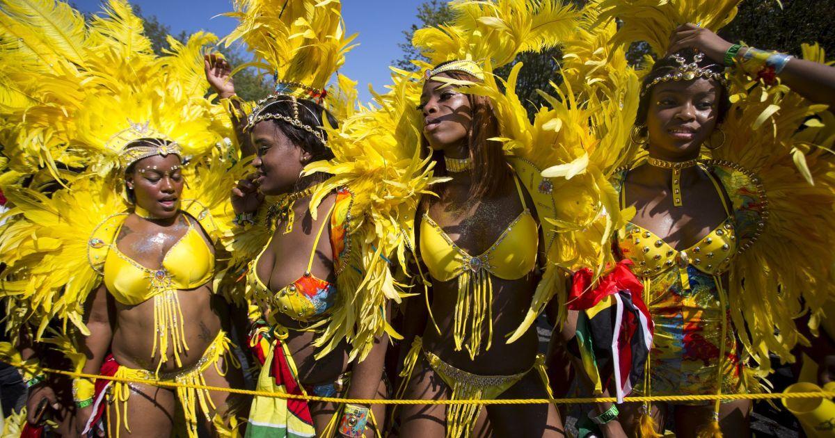 Во время фестиваля карибской культуры и истории в Нью-Йорке в США @ Reuters