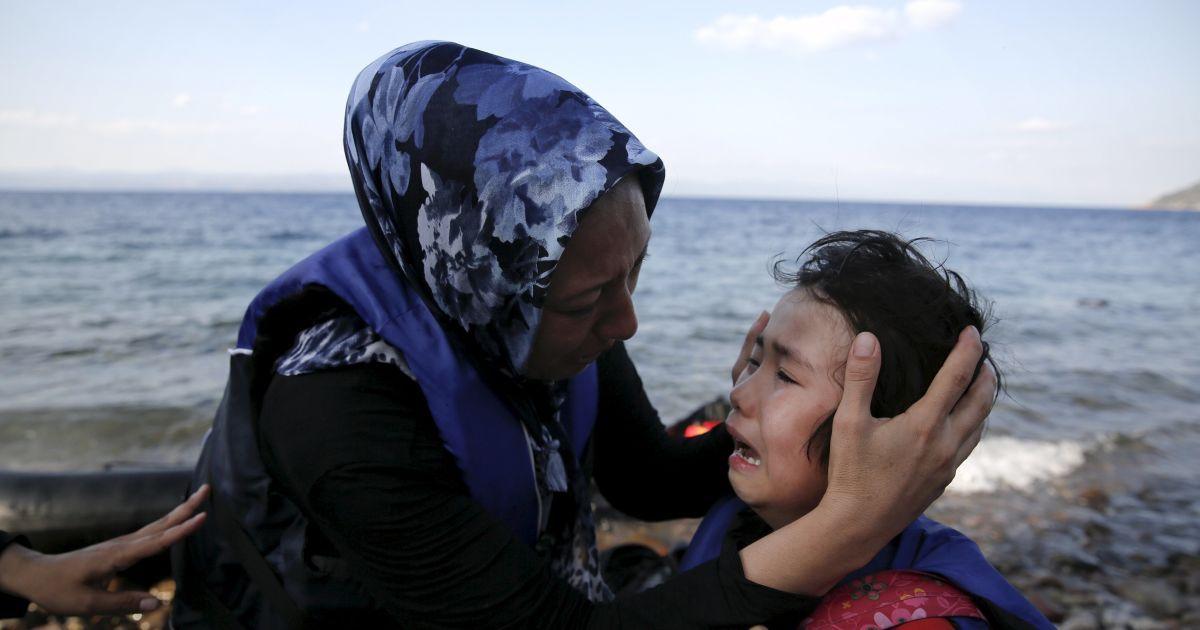 Мигранты в поисках лучшей доли в Европе