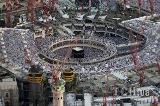 Незважаючи на криваву трагедію в мечеті, хадж до Мекки здійснили понад 1,3 мільйона паломників