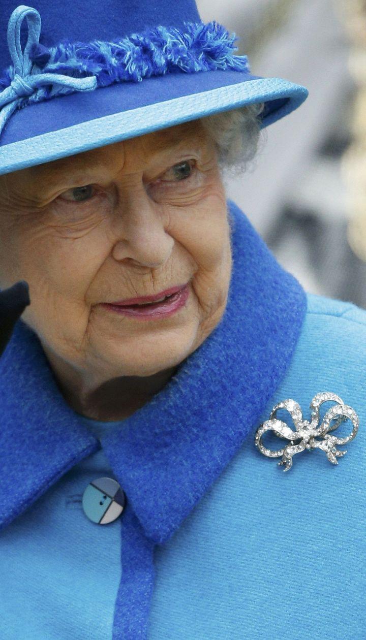 Для Елизаветы II сегодня исторический день