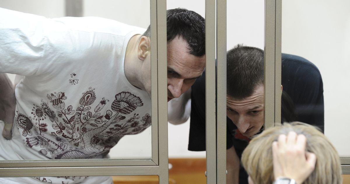 Сенцову та Кольченку оголосили вирок @ Reuters