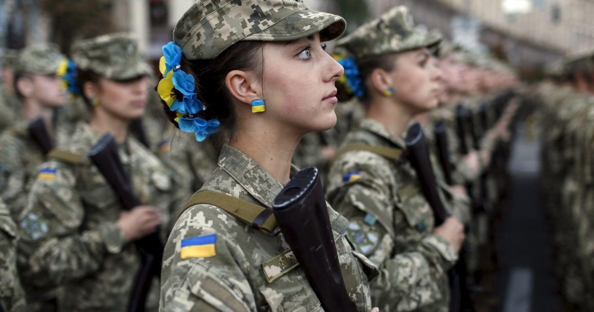 На Крещатике прошла репетиция парада ко Дню Независимости.