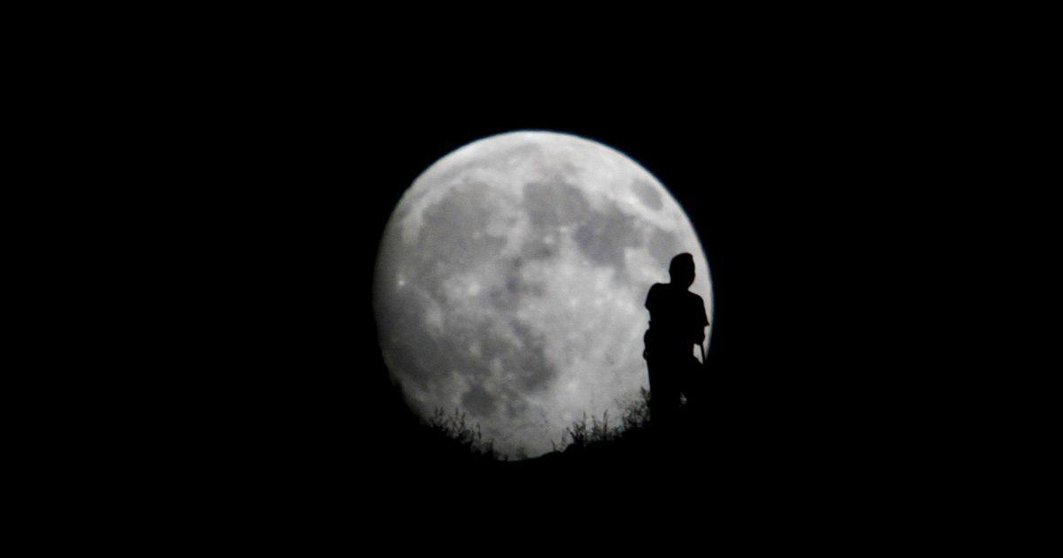 """28 сентября землян ожидает редкое небесное """"шоу"""": затмение в компании с """"суперлуной"""""""