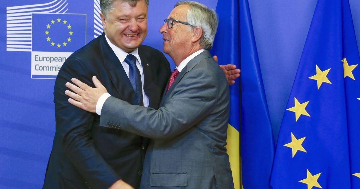 Соглашение о вступлении Украину в ЗСТ с ЕС не перенесут – Порошенко