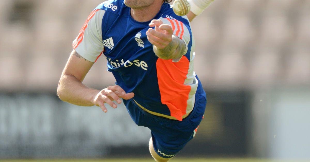 Во время игры в крикет в Англии @ Reuters