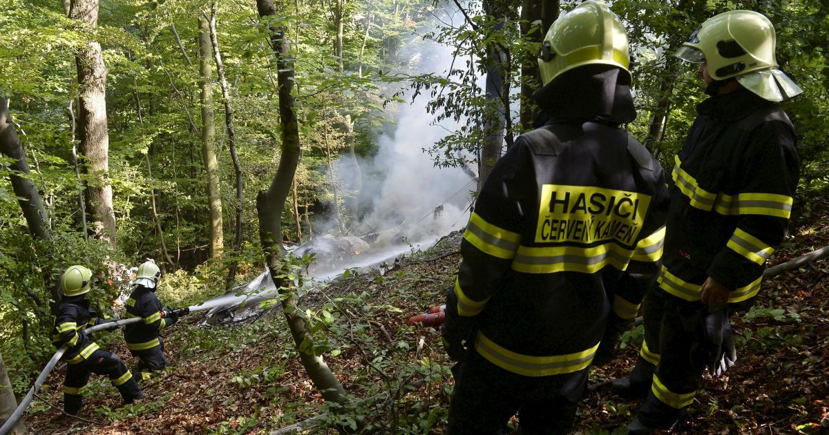 В аварии самолетов в Словакии погибли семь человек @ Reuters