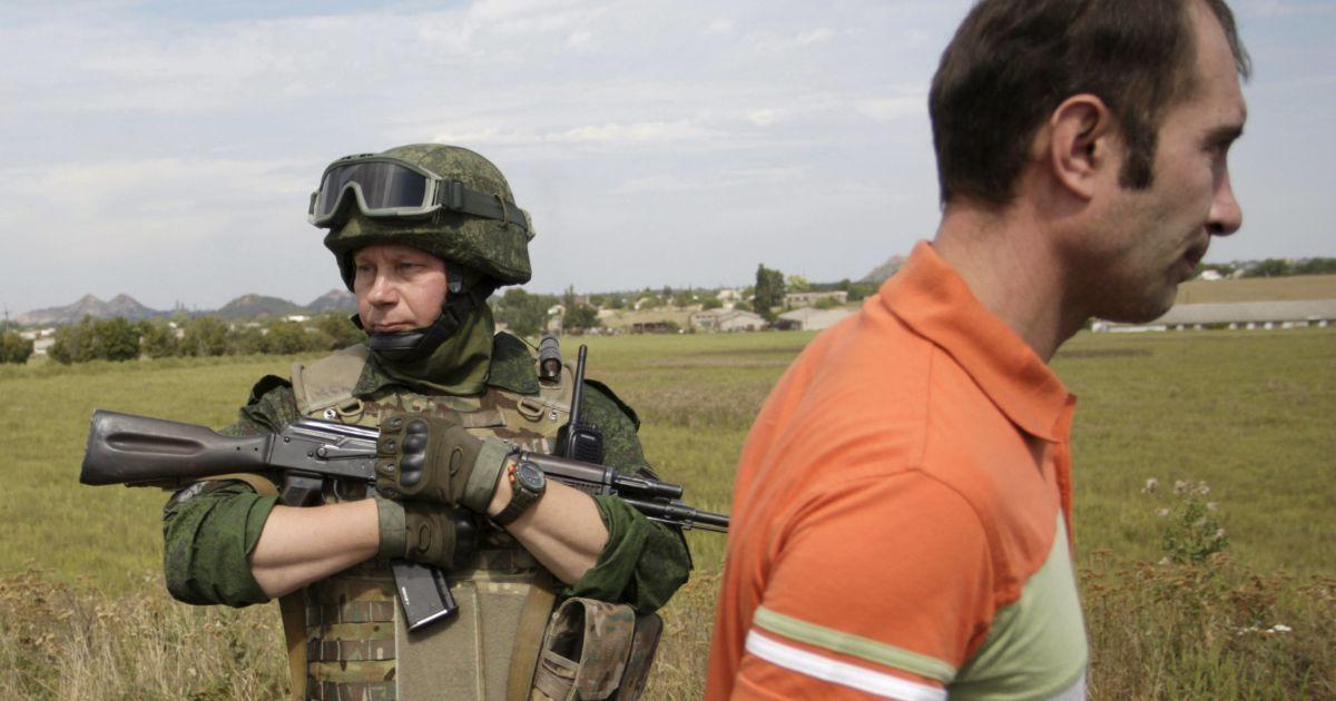 Среди силовиков был боец из Иловайска @ Reuters