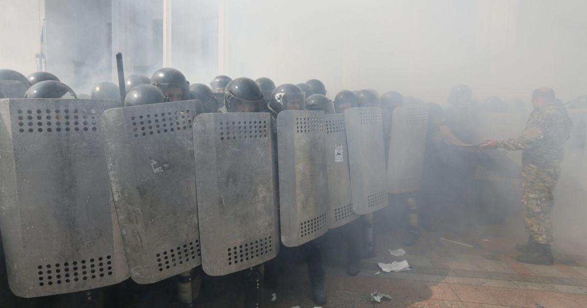 У міліції переконують, що кинуть за ґрати організатора вибухів під ВР