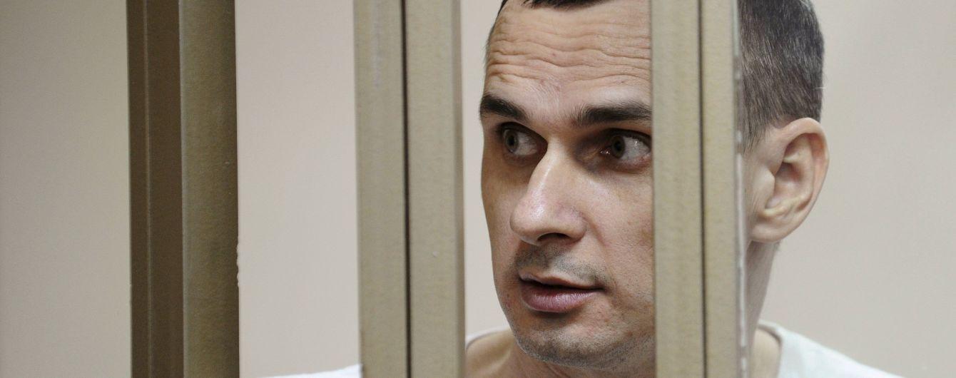 Российский омбудсмен неожиданно заявил, что Сенцов не прекращал голодовку
