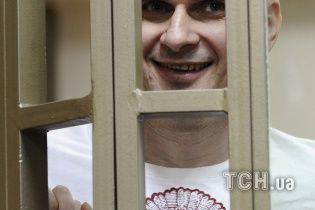 #напишилиста: Сенцов відповів на повідомлення, які створили українці в межах флешмобу