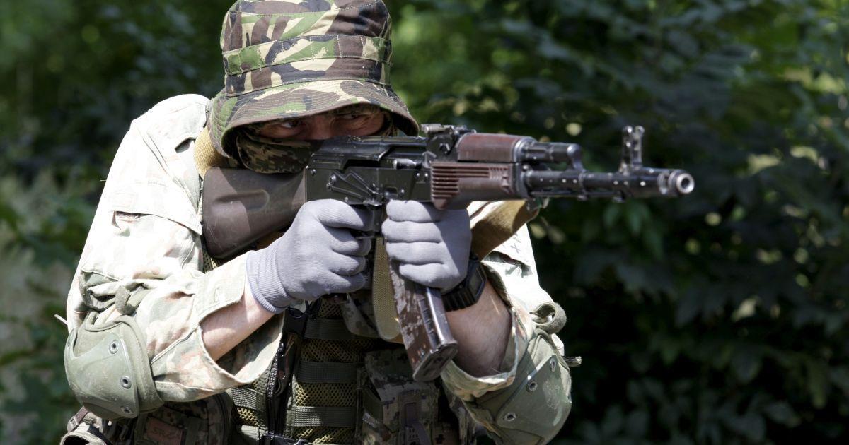 Лазутчиков в районе Мариуполя ловят практически ежедневно - бойцы АТО